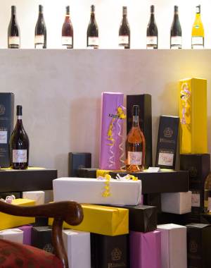 Gift ideas and wines magnum